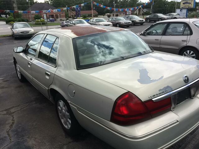 2005 Mercury Grand Marquis LS Premium 4dr Sedan - Greenville SC