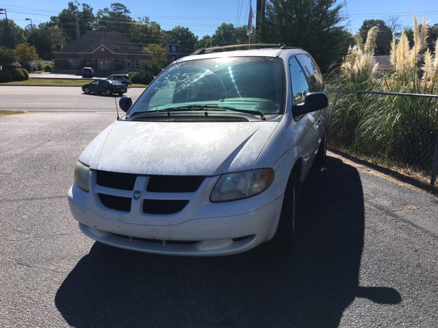 2001 Dodge Grand Caravan Sport 4dr Extended Mini Van - Greenville SC