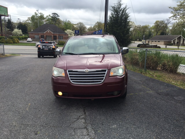 2008 chrysler town and country limited 4dr mini van in greenville sc. Cars Review. Best American Auto & Cars Review