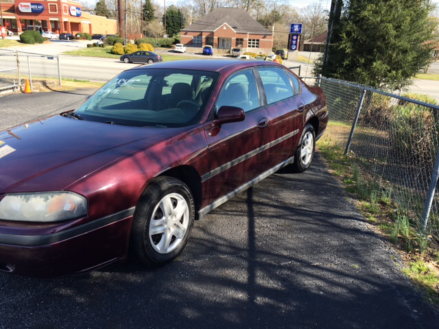 2004 chevrolet impala in greenville sc miracle hill auto sales. Cars Review. Best American Auto & Cars Review