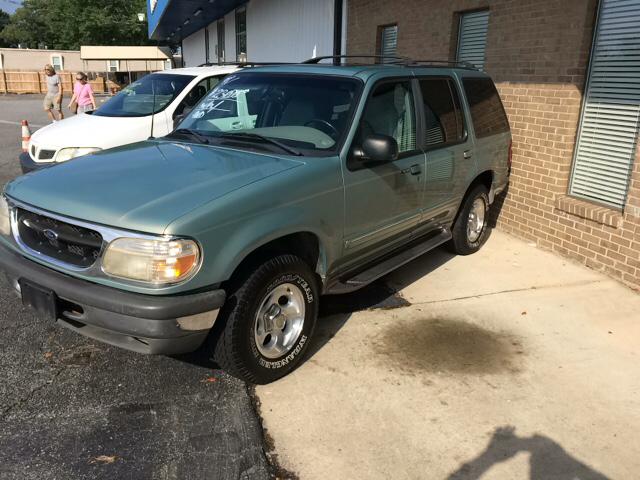 1998 Ford Explorer XLT 4dr 4WD SUV - Greenville SC