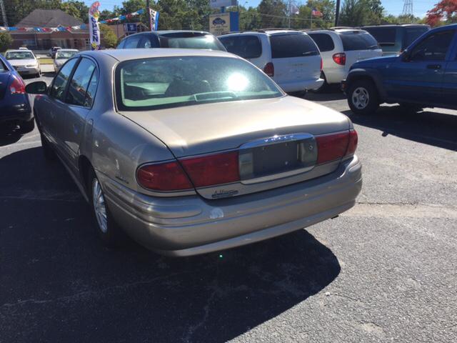 2002 Buick LeSabre Custom 4dr Sedan - Greenville SC