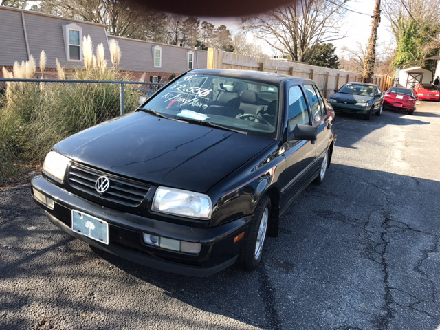 1997 Volkswagen Jetta Trek 4dr Sedan - Greenville SC
