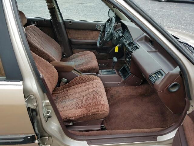 1988 Honda Accord LXi 4dr Sedan - Greenville SC