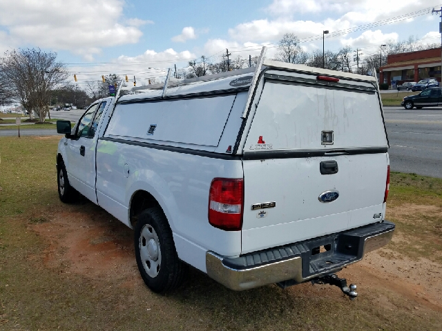 2008 Ford F-150 XL 4x2 2dr Regular Cab Styleside 8 ft. LB - Greenville SC