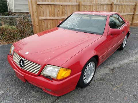 1991 Mercedes-Benz 300-Class for sale in Greenville, SC