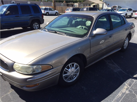 2002 Buick LeSabre