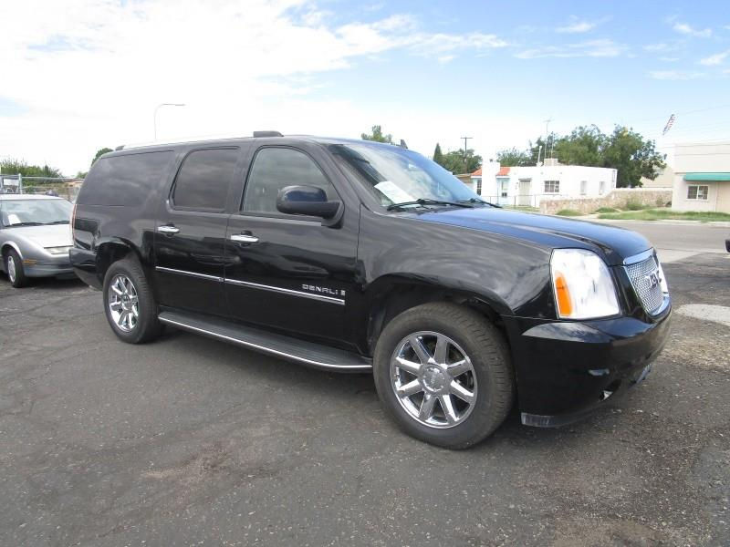 2009 gmc yukon xl awd denali 4dr suv in las cruces nm l. Black Bedroom Furniture Sets. Home Design Ideas