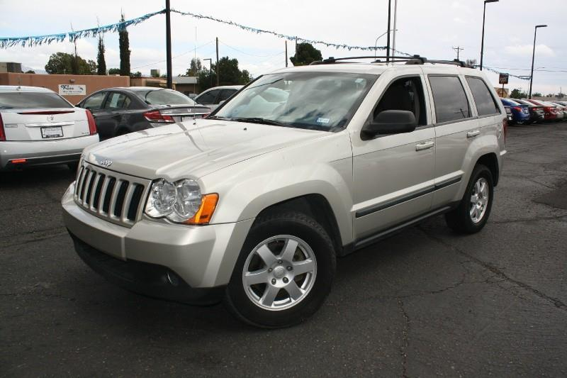 2009 jeep grand cherokee 4x4 laredo 4dr suv in las cruces nm l l auto sales. Black Bedroom Furniture Sets. Home Design Ideas