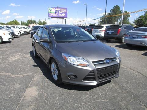 2014 Ford Focus for sale in Las Cruces, NM