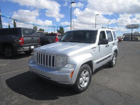 2009 Jeep Liberty for sale in Las Cruces, NM