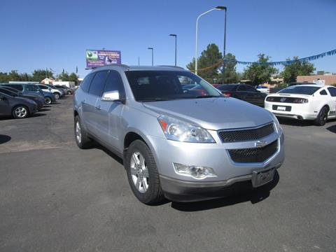 2012 Chevrolet Traverse for sale in Las Cruces, NM