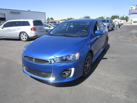 2017 Mitsubishi Lancer for sale in Las Cruces, NM