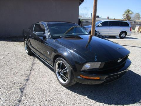 2009 Ford Mustang for sale in Las Cruces, NM