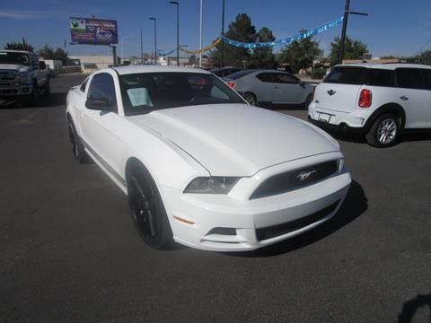 2013 Ford Mustang for sale in Las Cruces, NM