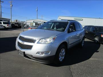 Used Chevrolet Traverse For Sale New Mexico