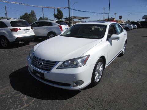2010 Lexus ES 350 for sale in Las Cruces, NM