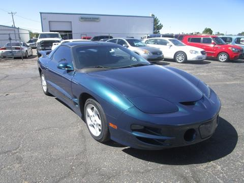 2000 Pontiac Firebird for sale in Las Cruces, NM