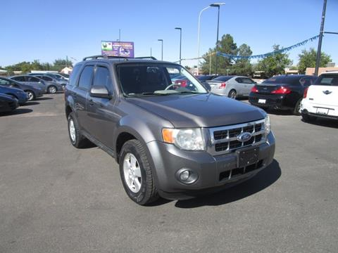 2010 Ford Escape for sale in Las Cruces, NM