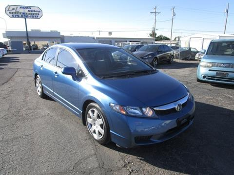 2011 Honda Civic for sale in Las Cruces, NM