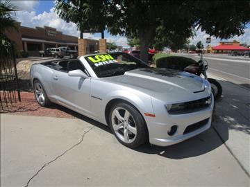 2012 Chevrolet Camaro for sale in Las Cruces, NM