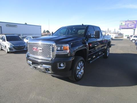 2015 GMC Sierra 2500HD for sale in Las Cruces, NM
