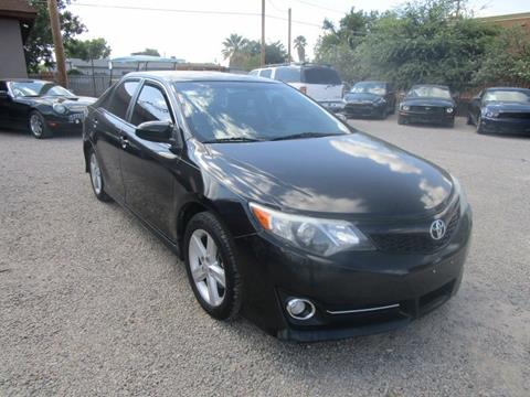 2013 Toyota Camry for sale in Las Cruces, NM