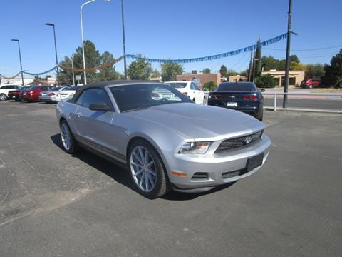 2012 Ford Mustang for sale in Las Cruces, NM