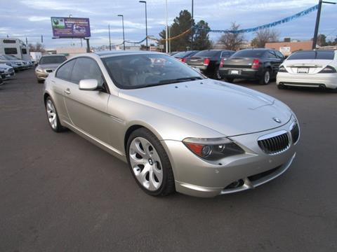 2005 BMW 6 Series For Sale In Las Cruces NM