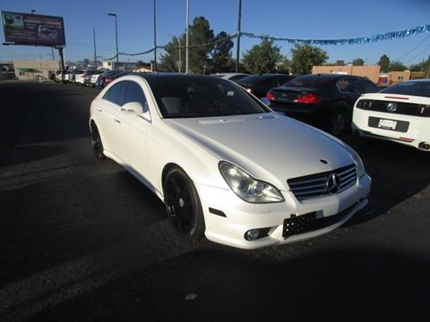 2008 Mercedes Benz CLS For Sale In Las Cruces, NM