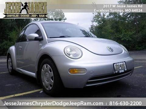 2001 Volkswagen New Beetle for sale in Excelsior Springs, MO