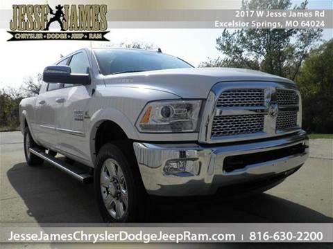 2015 RAM Ram Pickup 2500 for sale in Excelsior Springs, MO