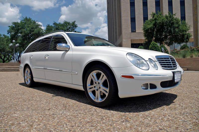 2006 mercedes benz e class e350 4dr wagon in fort worth tx european. Cars Review. Best American Auto & Cars Review