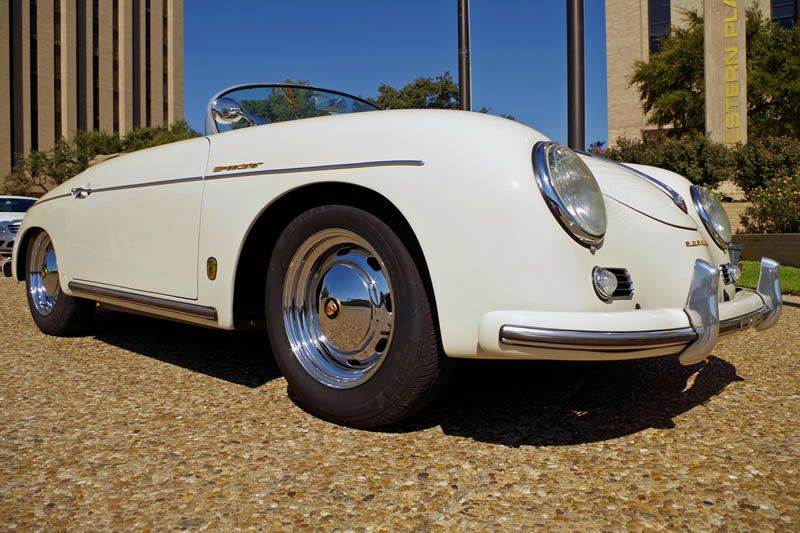 Porsche 356 speedster for sale in south carolina for European motors fort worth