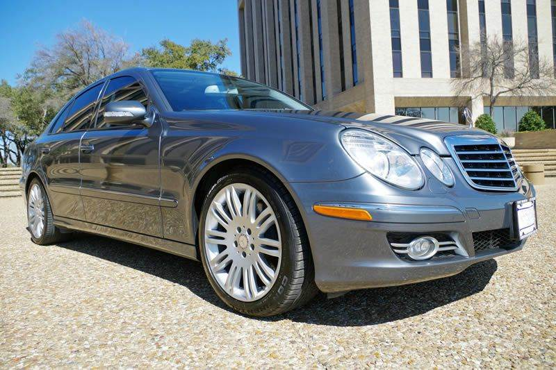 2008 mercedes benz e class e350 4dr sedan in fort worth tx european. Cars Review. Best American Auto & Cars Review
