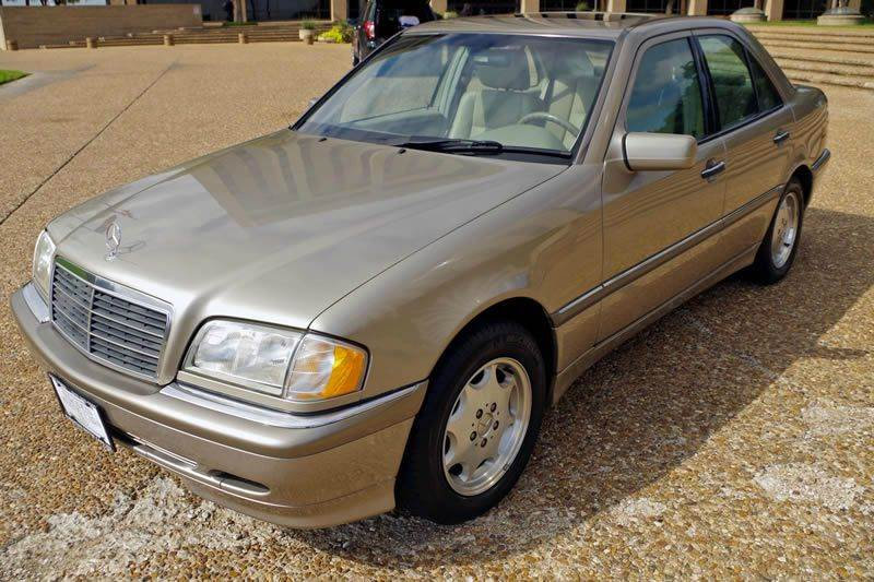 1999 mercedes benz c class c280 4dr sedan in fort worth tx for Mercedes benz fort worth