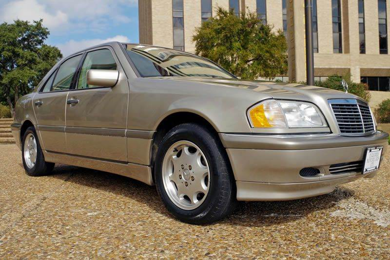 1999 mercedes benz c class c280 4dr sedan in fort worth tx for Mercedes benz ft worth