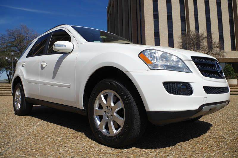 2006 mercedes benz m class ml350 awd 4matic 4dr suv in for Mercedes benz ft worth