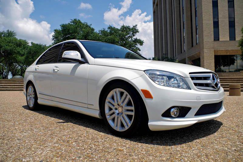 2009 mercedes benz c class awd c300 luxury 4matic 4dr. Black Bedroom Furniture Sets. Home Design Ideas