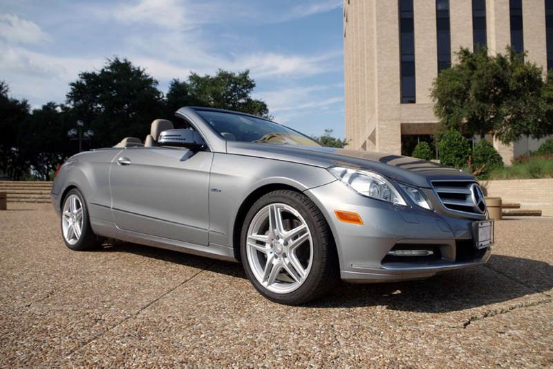 2012 mercedes benz e class e350 2dr convertible in fort worth tx. Cars Review. Best American Auto & Cars Review