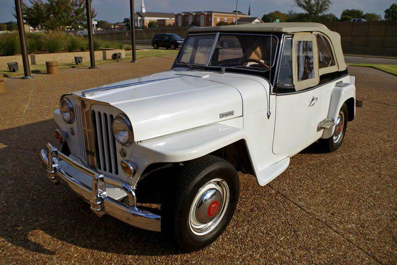 1949 willys jeepster overland in fort worth tx european for European motors fort worth