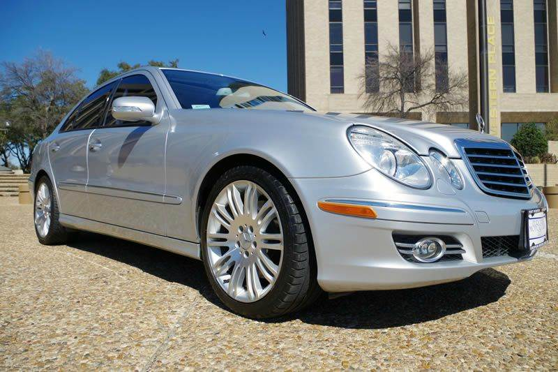 2007 mercedes benz e class e350 4dr sedan in fort worth tx european. Cars Review. Best American Auto & Cars Review