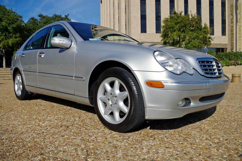 Mercedes benz c class for sale in fort worth tx for Mercedes benz ft worth