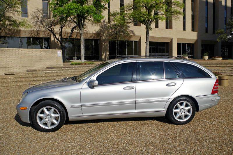 2002 mercedes benz c class c320 4dr wagon in fort worth tx for Mercedes benz ft worth
