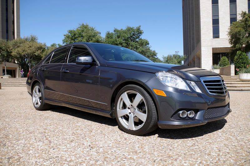 2010 mercedes benz e class e350 luxury 4dr sedan in fort for Mercedes benz ft worth
