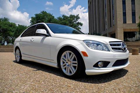 mercedes benz c class for sale fort worth tx. Black Bedroom Furniture Sets. Home Design Ideas