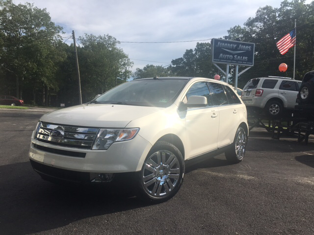 2008 Ford Edge Limited 4dr Crossover - Tabernacle NJ
