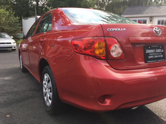 2010 Toyota Corolla LE 4dr Sedan 4A - Tabernacle NJ