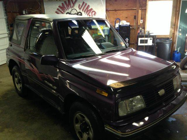 Used Geo Tracker For Sale