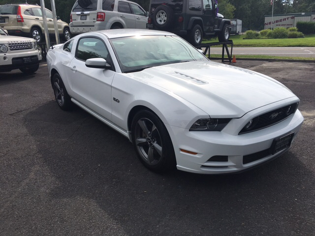 2014 Ford Mustang GT Premium 2dr Fastback - Tabernacle NJ
